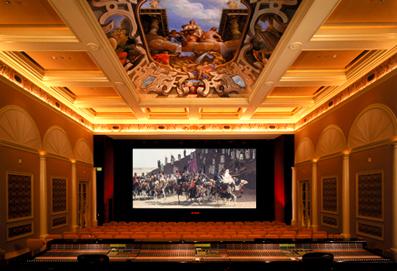 El Lancaster Theatre